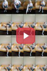 Video Abg Berjilbab Masturbasi Ngocok Memek Pakai Timun